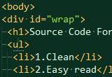 綺麗なソースコードとは?